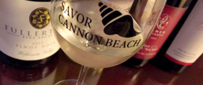 Savor Cannon Beach Wine & Culinary Festival, March 12-15, 2020
