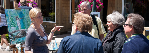 Plein Air & More, June 28-30, 2013
