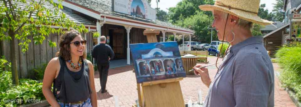 6th Annual Plein Air & More, June 27-29, 2014