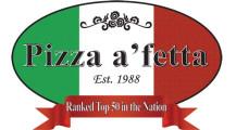 Pizza a' fetta