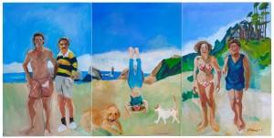 """""""Family Portrait"""" by Shirley Gittelsohn"""
