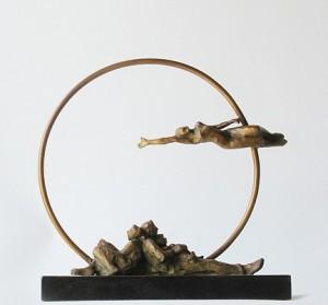 """Dusk"" by Jane Dedecker"