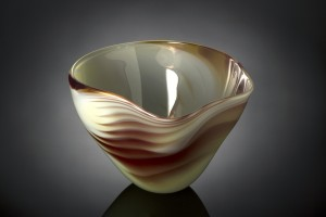 """Tiger Bowl"" by Suzanne Kindland"