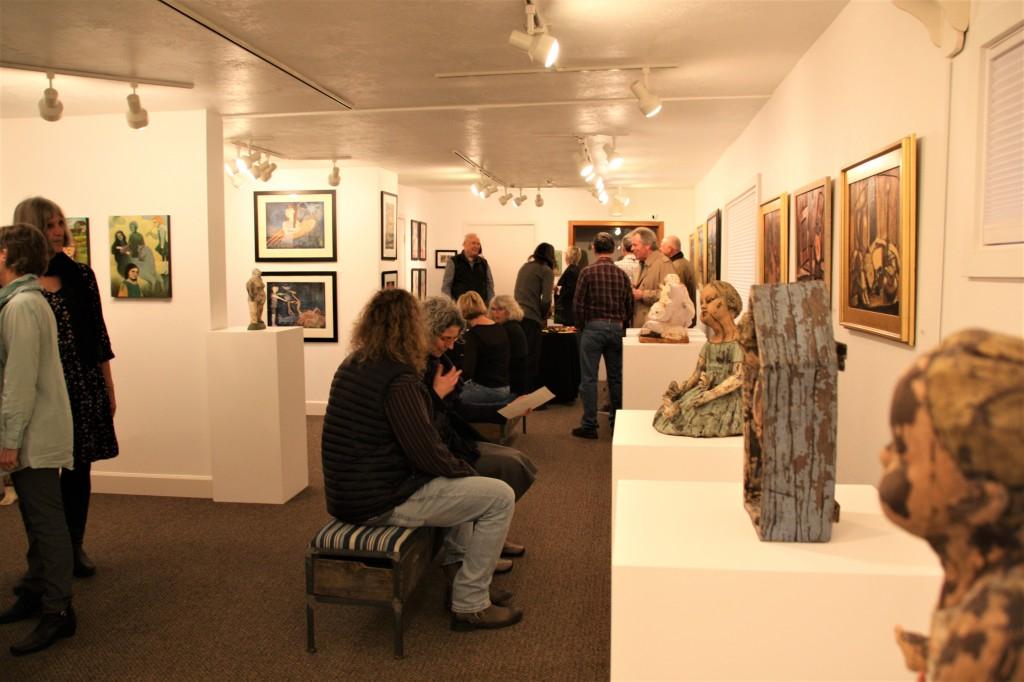 Imprint Gallery-Opening VIII