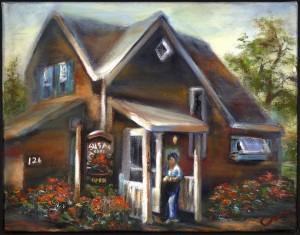 """Lazy Susan"" by Sharon Abbott-Furze"