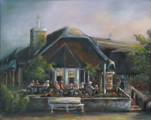 """Local Grill & Scoop"" Sharon Abbott-Furze"