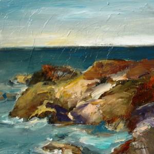 """Sharp Horizon"" by Christopher Mathie"