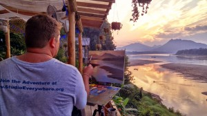 michael-painting-in-laos2