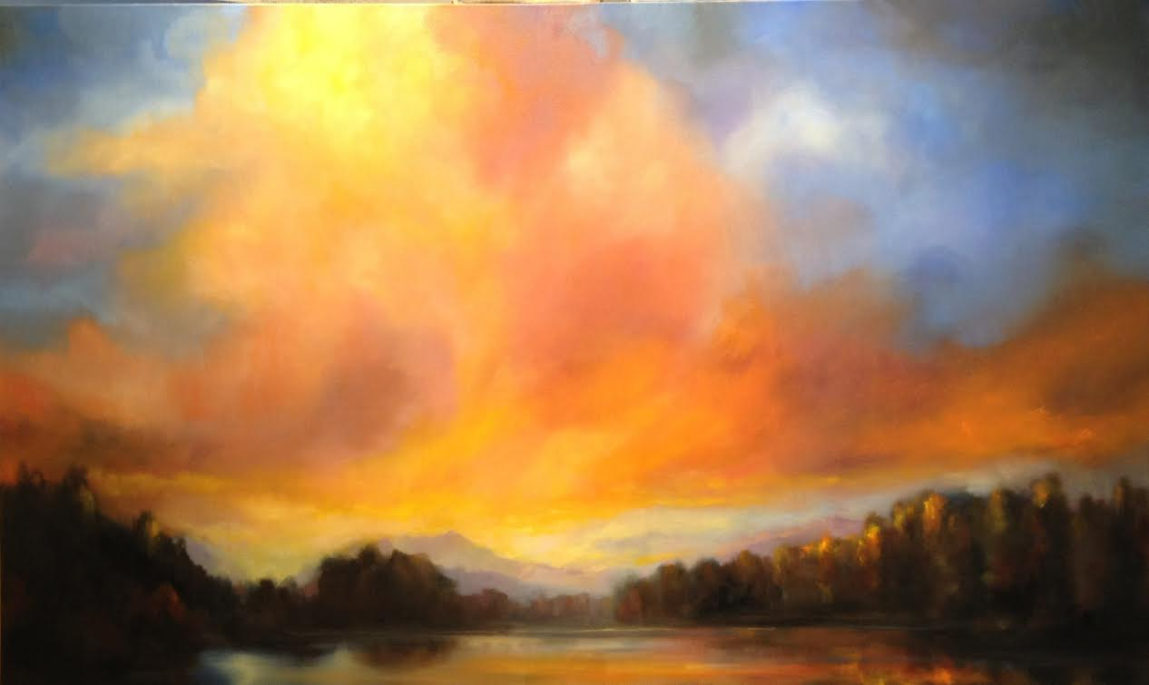 Following A Dream by Jeff White at Northwest by Northwest Gallery