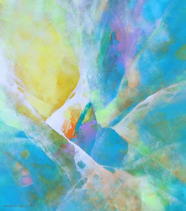 Spring by H Leung at Primary Elements Gallery
